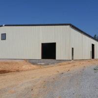 Metal-Storage-Building