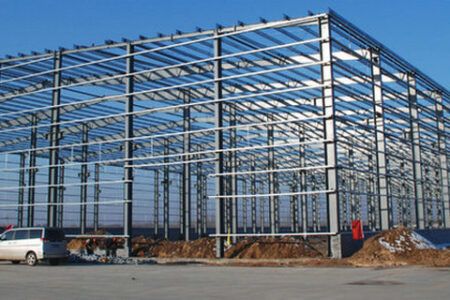 pre-engineered-steel-structure